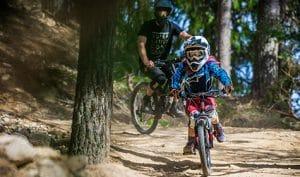 Cykla Hälsingland-Downhill