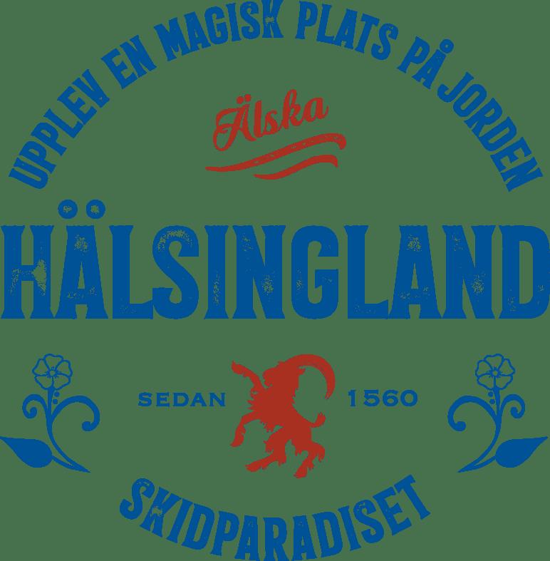 Hälsingland - Skidparadiset